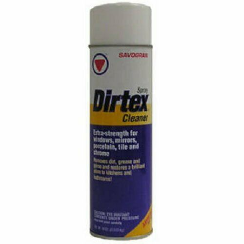 Savogran 10761 Dirtex Spray Cleaner, 18 Oz.