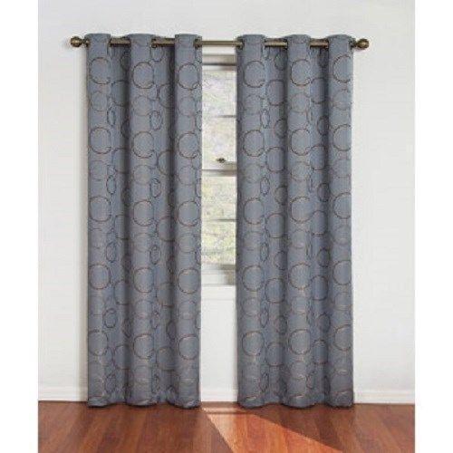 Grommet Blackout Curtains Ebay