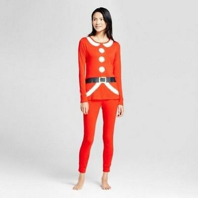 Wondershop Womens' Red Santa Suit Christmas PJs Set - XS, S, M, L, XL, XXL, 3X  ](Womens Santa Suits)