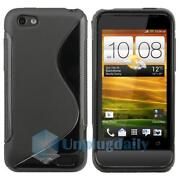 HTC One V Rubber Case