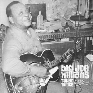 Big Joe Williams - Tough Times LP REISSUE NEW + MP3 DL ARHOOLIE 9-string guitar