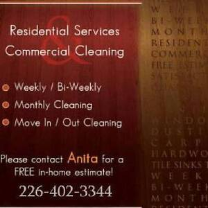 Commercial and Resident Cleaning Sarnia Sarnia Area image 2