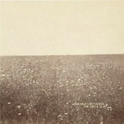 The Milk Carton Kids - Ash & Clay [New Vinyl] Bonus CD