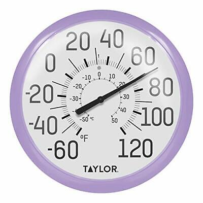 Taylor Indoor Xtra Large Outdoor Thermometer 13.25