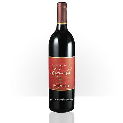 (1L=€23.87) Parducci Wine Cellars 2012 Zinfandel Small Lot Blend Mendocino Count