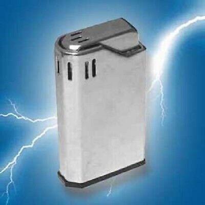 Fake Gag - Shocking Lighter Toy Electric Shocker Novelty Trick Fake Gag Gift Office Prank