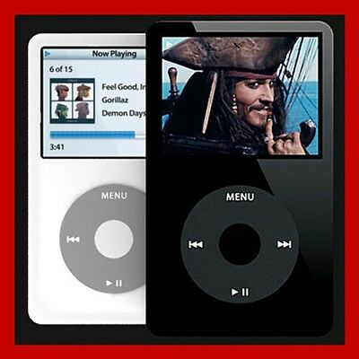 iPod Video Classic 5th 6th Generation Repair Service Inspect Diagnostic Broken