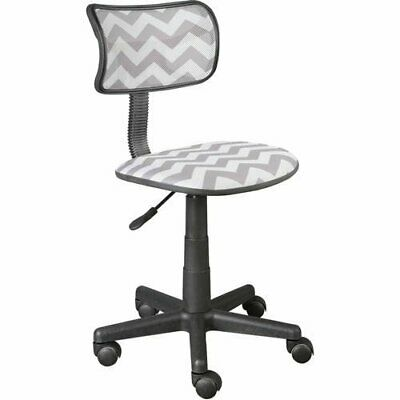 Swivel Office Chair Breathable Mesh Seat Cushioned Rolling Height Adjustable