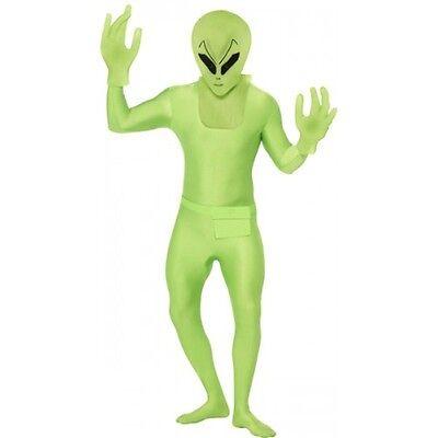 Faschingskostüme Männer Halloween zweite Leder alien Marsmensch (Mensch Tier Kostüm)