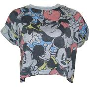 Womens Minnie Mouse Top