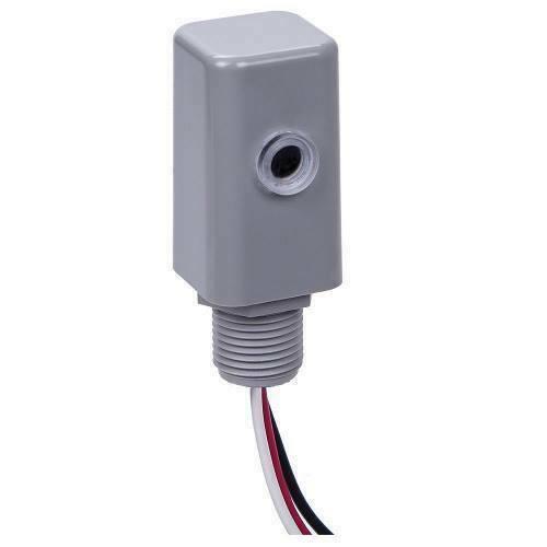 Intermatic Electronic Photo Control Stem Mount EK4136S