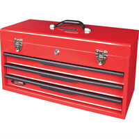 BRAND NEW 3-Drawer Chest Steel Ball-Bearing drawers Tool Box