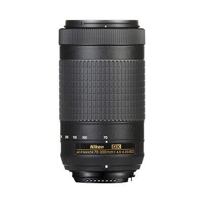 Nikon AF-P DX NIKKOR 70-300mm f/4.5-6.3G ED Lens