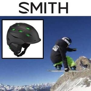 NEW SMITH HELMET ADULT'S LG H16-VAMBLGMIPS 213979604 59-63CM VANTAGE WITH AEROCORE KOROYD WINTER SPORTS SKI SNOWBOARD
