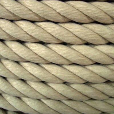 FULL COIL 220m x 24mm Synthetic Hemp Rope, Hempex, Poly rope, Decking/Decorative