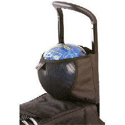 KR Joey Black Single Ball Bowling Bag Add On