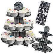 Card Cupcake Stand