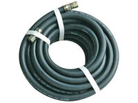 HIGH QUALITY AIR LINE HOSE 1/4 BSP 10M X 8MM BORE COMPRESSOR Heavy Duty RUBBER