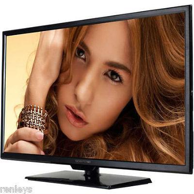 "32"" inch LED flat screen television Wall Mountable HDTV slim high Hi def HDMI"