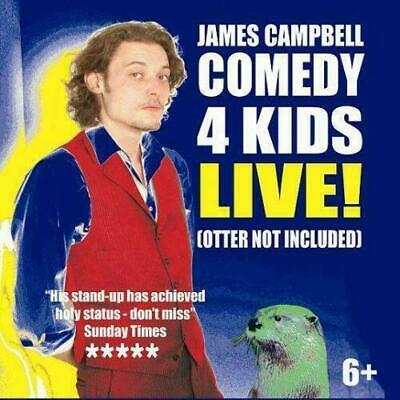 Comedy For Kids, James Campbell,CD