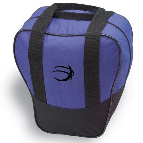 Bsi Nova Bowling Ball Bag Blue & Free Shipping In Usa $12.99