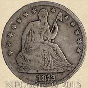 Seated Liberty Half Dollar CC