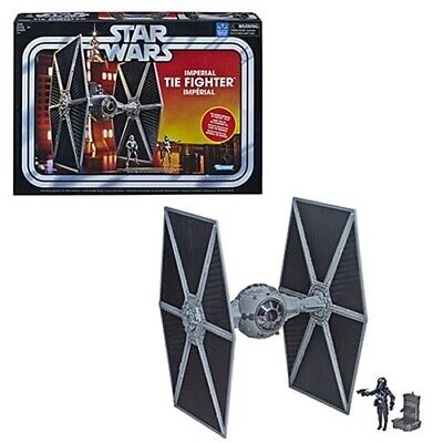Star Wars The Vintage Collection Imperial Tie Fighter Exclusive NON MINT