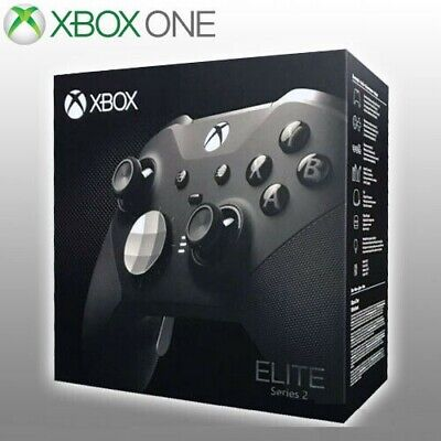 Official Xbox One Elite Wireless Controller Series 2 - Black perfect xmas...