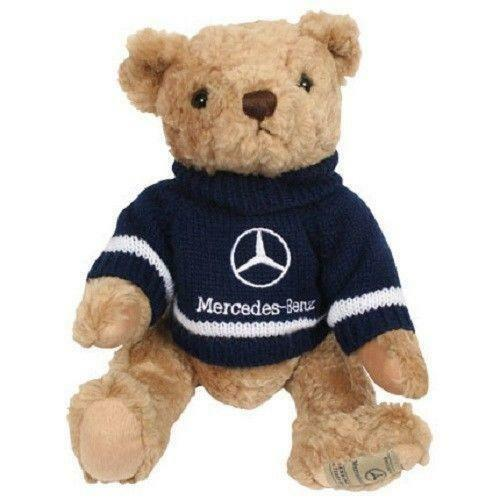 mercedes benz teddy bear ebay