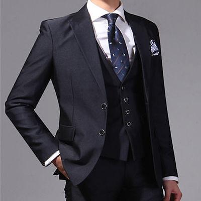 Im Anzug ist man(n) immer perfekt gekleidet