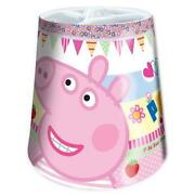 Peppa pig lamp ebay for Peppa pig lamp and light shade