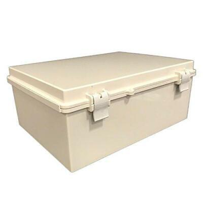 Bud Industries Nbf-32026 Plastic Abs Nema Economy Box With Solid Door 15-4764