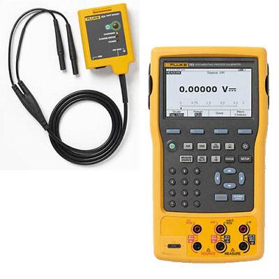 Fluke 753154 Bu Documenting Process Calibrator With Hart Combo Kit