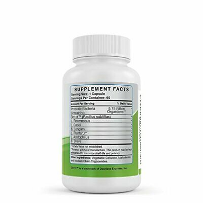 Totnes' New Stomach-Surviving Super Strong Soil Based Probiotics 60 Day Supp... 5
