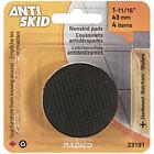 Black Furniture Floor Protectors