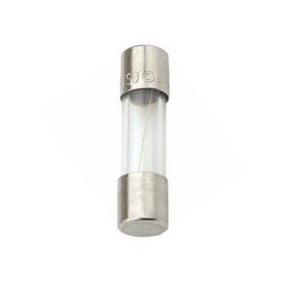 Pack Of 5 Agw10 Agw-10 Bpagw-10 Bkagw-10 10a 10 Amp 32v Fast Blow Glass F