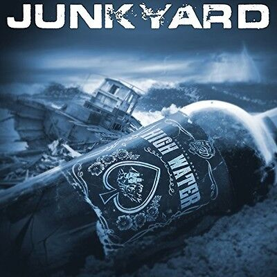 Junkyard - High Water [New Cd]