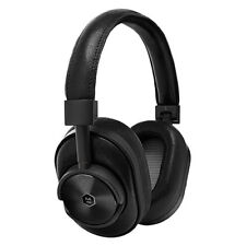 Master & Dynamic MW60 Wireless Bluetooth Leather Headphones - Black MW60B1