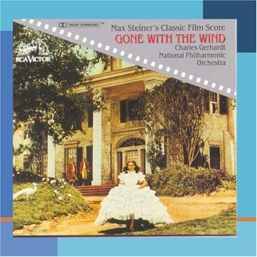 Charles Gerhardt, M. - Gone with the Wind: Classic Film Score [New CD] Ma