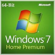 Windows 7 Home Premium 64 Bit OEM