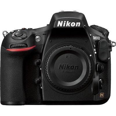 Nikon D810 DSLR Camera (Body Only) 1542