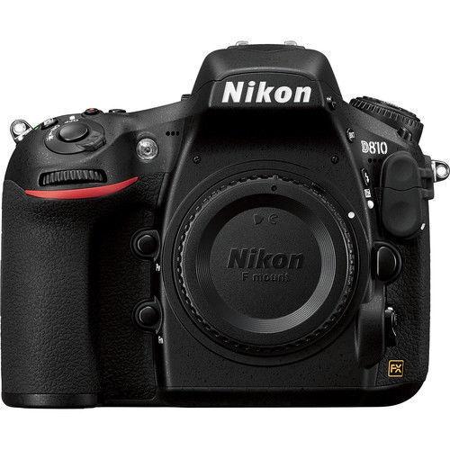 Nikon D810 DSLR Camera (Body Only) Black 1542