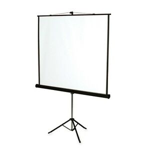 TV/presentation Projection Screens Wall mount or portable tripod