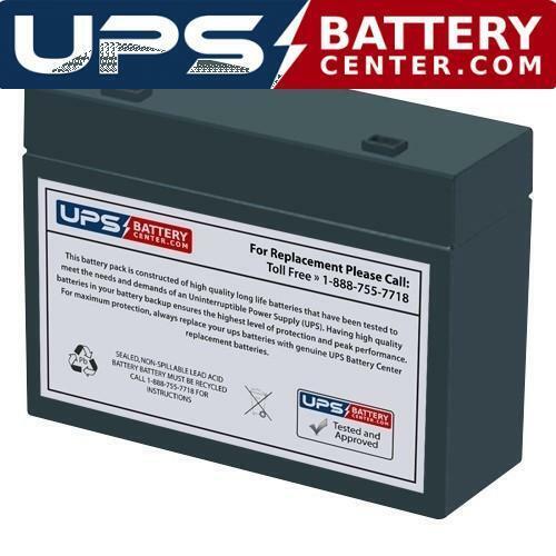 BB BP5.5-12RT 12V 5.5Ah RT Replacement Battery