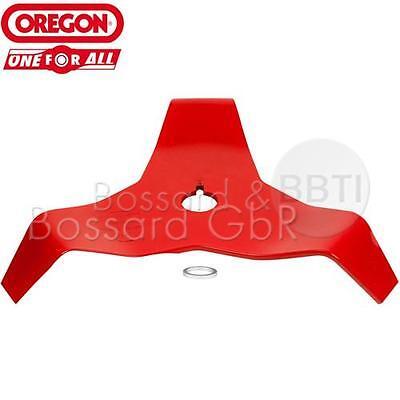 3-Zahn Oregon One-For-All Mulchmesser 300x3 mm 20/25,4 Dickichtmesser Motorsense