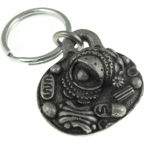 Animal Cell Biology, Cytology Keychain