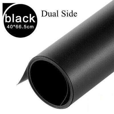 Black Dual Side PVC Backdrop Matt Reflective Washable Photography Background wei](Pvc Backdrop)