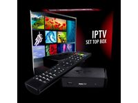 MAG 254 Infomir HD Linux IPTV Streamer Set Top Box - Fast Processor inc Wi-Fi Dongle boxed as new