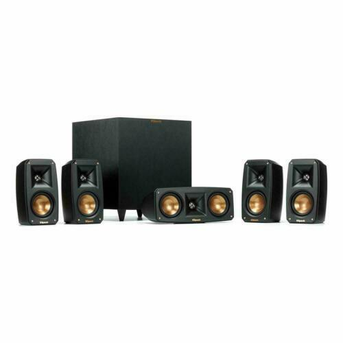 Klipsch Reference Theater Pack 5.1 channel home theater speaker system