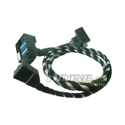 Cable Loom Adapter Connection for Vw Media-In Interface Mdi System USB